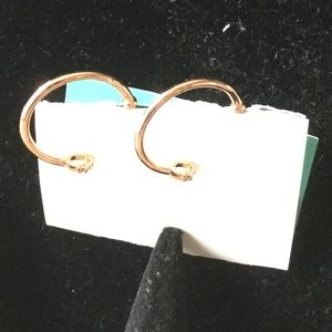 Customizable Hoop Earring